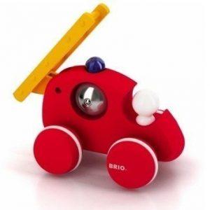 BRIO Työnnettävä lelu Paloauto