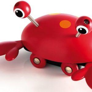 BRIO Työnnettävä lelu Rapu