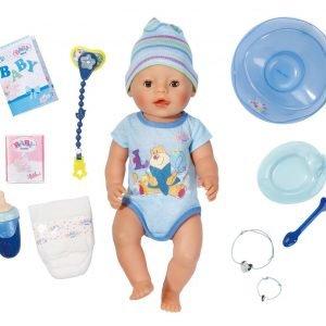 Baby Born Boy Interaktiivinen Nukke