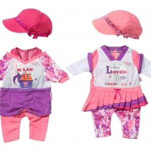 Baby Born Classic Fashion Collection Nukkeasu