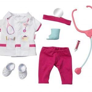 Baby Born Deluxe Lääkäriasu