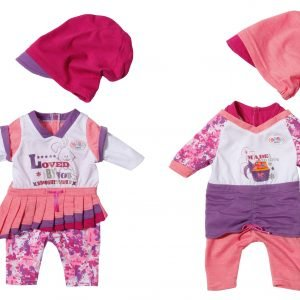 Baby Born Fashion Collection Vaatesetti