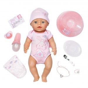 Baby Born Interaktiivinen Nukke