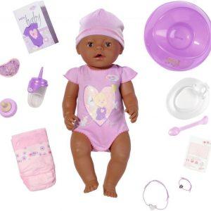 Baby Born Interaktiivinen nukke Liila asu