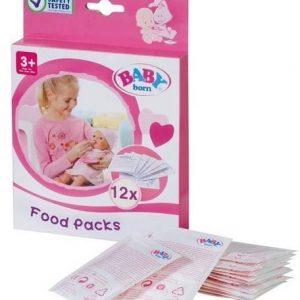Baby Born Nukentarvikkeet Leikkiruoka 12 jauhepakkausta