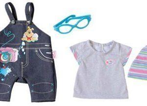 Baby Born Nukenvaatteet Deluxe Jeans Collection Housut