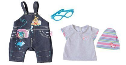 Baby Born Nukenvaatteet Deluxe Jeans Collection Housut