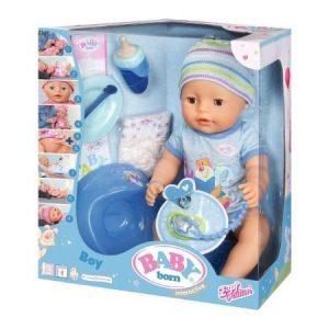 Baby Born interaktiivinen poikavauva
