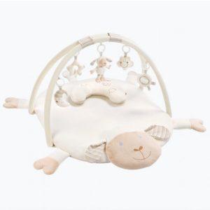 Baby Fehn Babylove Leikkimatto Ja Tyyny