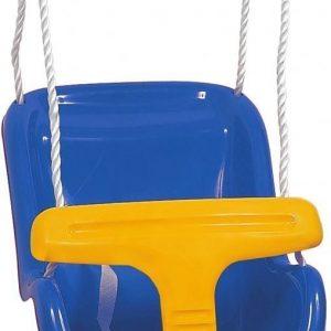 Baby Swing Deluxe Sininen/Keltainen