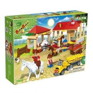 Banbao Farm Hevostila 338 Osaa