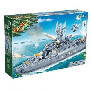Banbao Navy Sotalaiva 458 Osaa