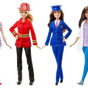 Barbie Careers Core Nukke