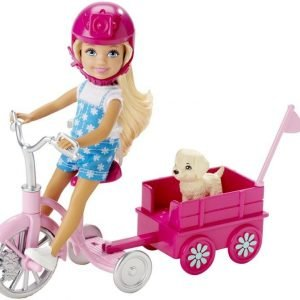Barbie Chelsea -nukke