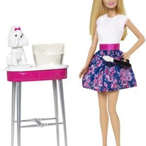 Barbie Color Me Feature Lelupakkaus