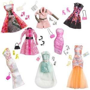 Barbie Complete Look -vaatepakkaus
