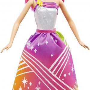 Barbie Feature Rainbow Princess Nukke