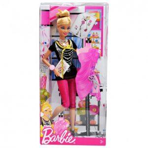 Barbie I Can Be Fashion Design