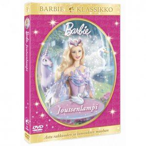 Barbie Joutsenlampi Dvd