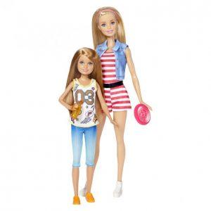 Barbie Sisters 2-Pakkaus