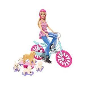 Barbie Spin'n'ride koirat