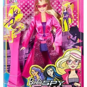 Barbie Spy Squad Secret Agent Nukke