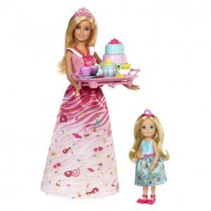 Barbie Sweetville Playset