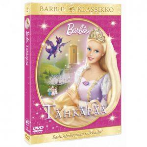 Barbie Tähkäpää Dvd