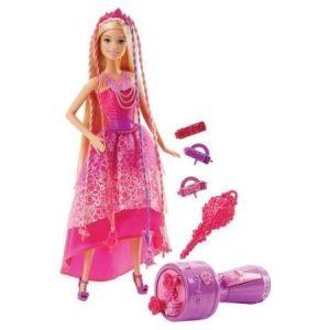 Barbie snap'n'style princess