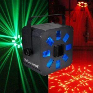 Beamz Turboboksi 10W LED-efekti
