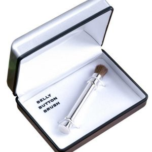 Belly Button Brush