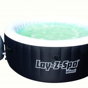 Bestway Lay-Z-Spa Miami 1