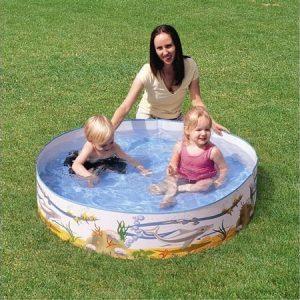 Bestway kovareunainen uima-allas 122 cm