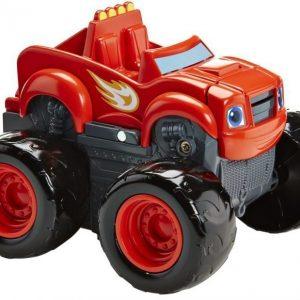 Blaze Fire Truck Muunneltava monsteriauto ääni- ja valotoiminnolla