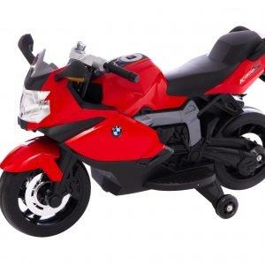 Bmw Punainen Sähkömoottoripyörä