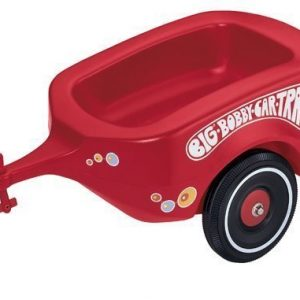 Bobby Car Trailer punainen