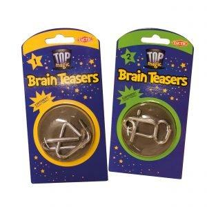 Brain Teasers Pulmapelit