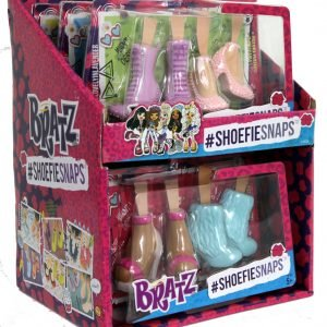 Bratz Shoefiesnaps Pack