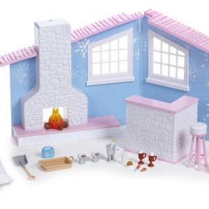 Bratz Snowkissed Winter Lodge Vuoristomaja