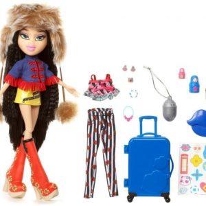 Bratz Study Abroad Doll Jade to Russia