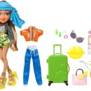Bratz Study Abroad Doll Yasmin to Brazil