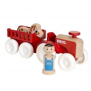 Brio Maatilan Traktori