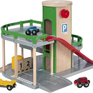 Brio Parking Garage set