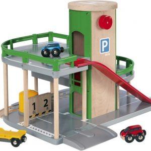Brio Parking Garage set