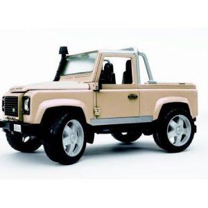 Bruder Land Rover pickup