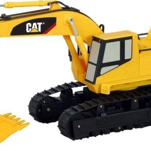 CAT Massive Machine Excavator L&S Remote