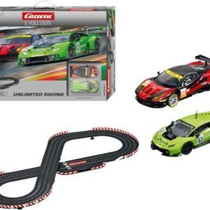 Carrera Autorata Evolution Unlimited Racing 5