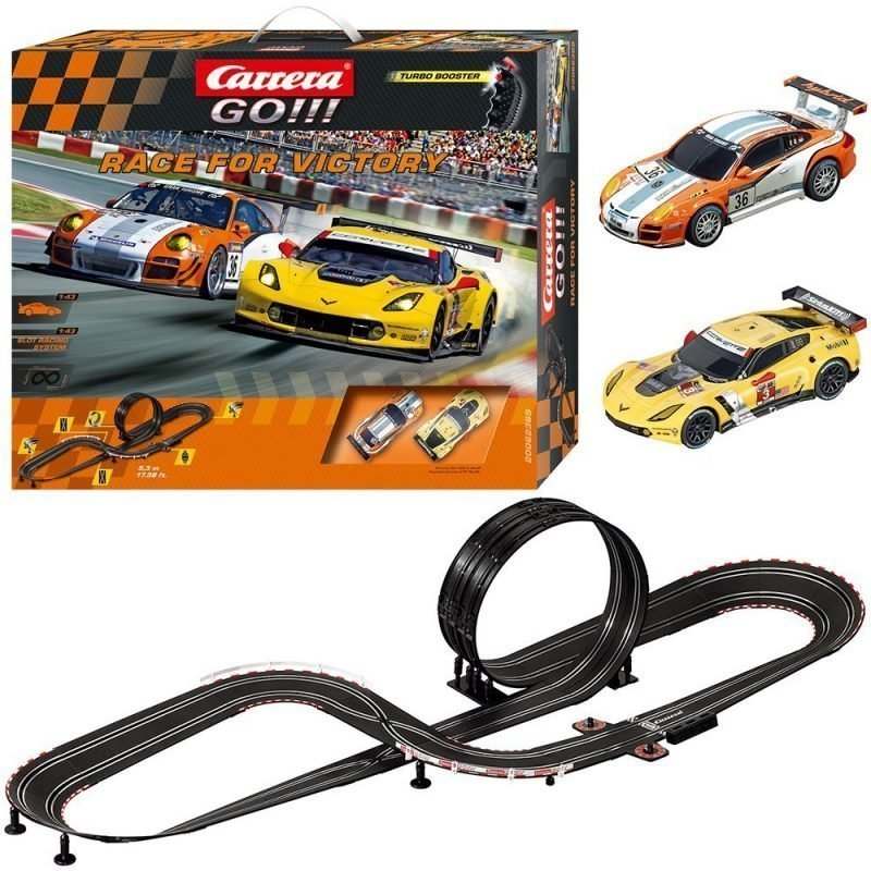 Carrera Go Autorata Race for Victory 5