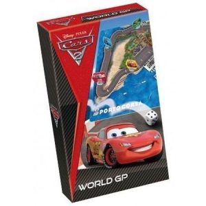 Cars 2 World GP matkapeli