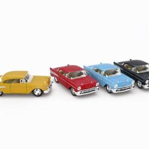 Chevrolet 1957 Bel Air 1:40 Metallia